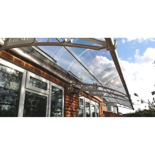 Cantilever Door Canopy | 5500mm wide x 1000mm projection