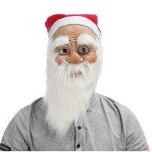 Xmas Santa Claus Adult Christmas Full Face Mask
