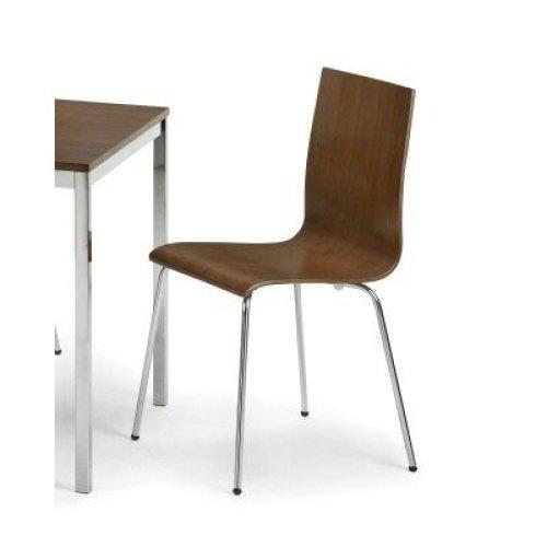 Trinidad Chrome Dining Chair