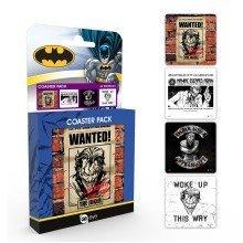 Dc Comics Joker Coaster Pack