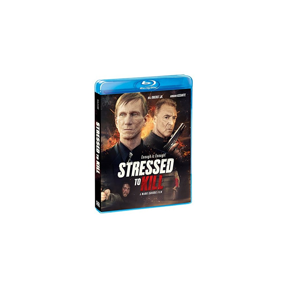 Stressed To Kill Dvd 2016 Ntsc Dvd On Onbuy
