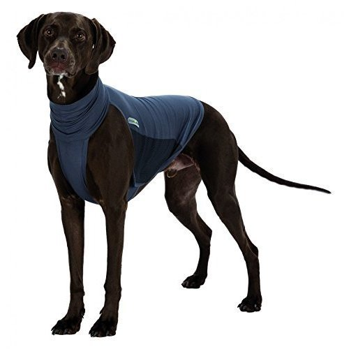 Trixie 30402insect Shield Vest - Insect Dog Grey Various Sizes New -  trixie insect shield dog vest grey various sizes new