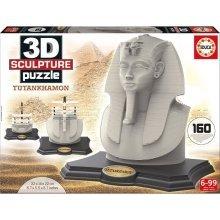 3d Sculpture Tutankhamon
