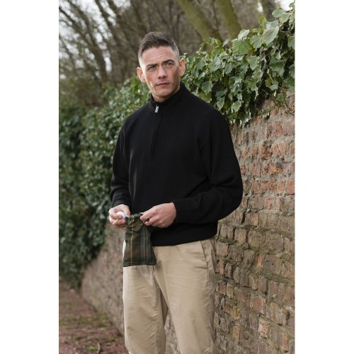 ProQuip Half Zip Merino Water Repellent Jumper