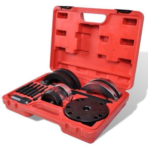 vidaXL Front Wheel Bearing Tools 72mm for Audi/Seat/VW/Skoda Garage Equipment
