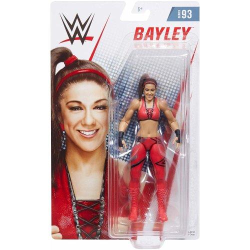 WWE Basic - Series 93 - Bayley Figure