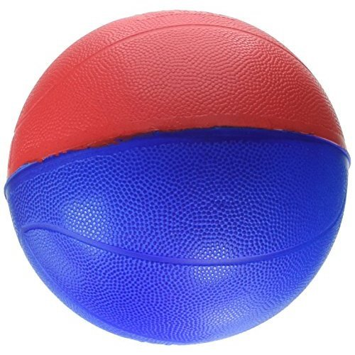 POOF 4 Inch Pro Mini Basketball Assorted Colors