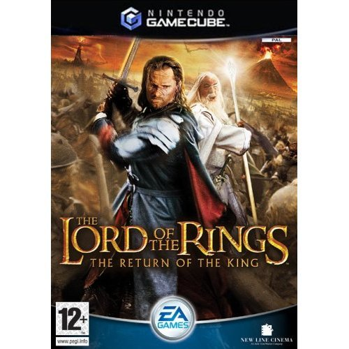 The Lord of the Rings - The Lord of the Rings: The Return of the King (GameCube)