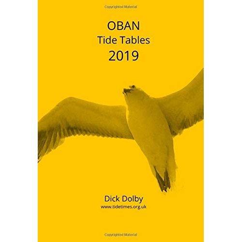 Oban Tide Tables 2019