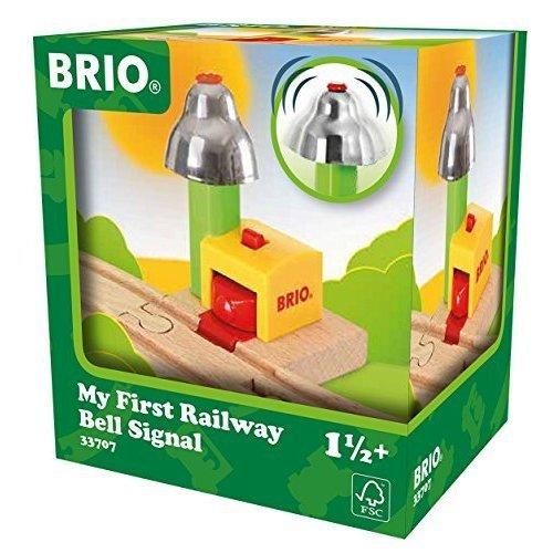 BRIO My First Railway Bell Signal