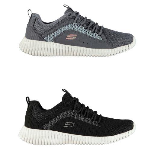 Skechers Social Muse Trainers Womens Shoes Ladies Running Sneakers Footwear