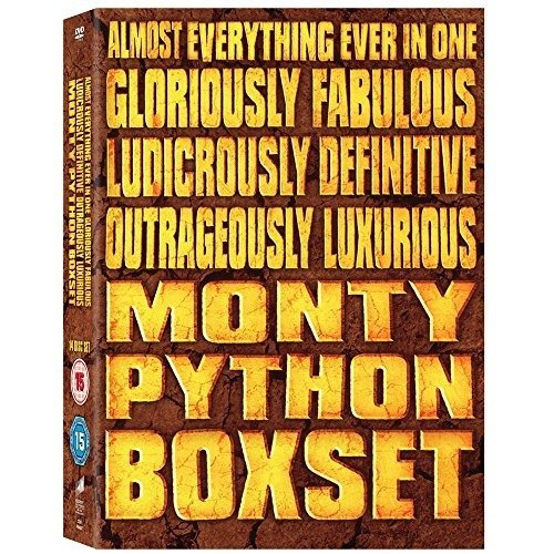 Monty Python: Almost Everything | 14-Disc DVD Box Set