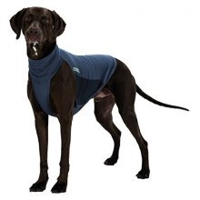Trixie 30402 insect Shield Vest - Insect Dog Grey Various Sizes New -  trixie insect shield dog vest grey various sizes new