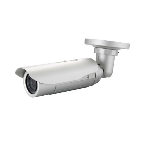 LevelOne Fixed Network Camera, 3-Megapixel, Outdoor, 802.3af PoE, Day & Night, IR LEDs, WDR