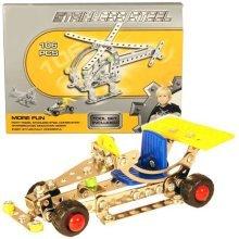 12 Metal Vehicle Kits