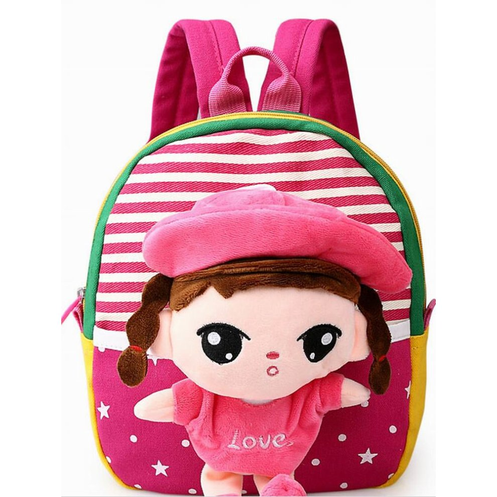 8e80710e54b0 ... Girl Cute Childrens Backpack For School Toddle Backpack Baby Bag