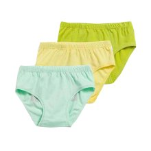Pack of 3 Cotton Children's Underwear/Brief Stretch Cotton Panties