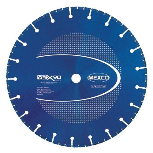Mexco VBX90 300mm Universal Diamond Blade
