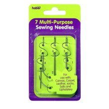 Haber Multi Purpose Hand Sewing Needles -  haber multipurpose hand sewing needles
