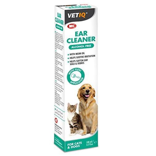 VetIQ Ear Cleaner - 100 ml