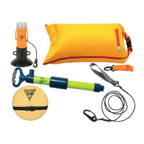 Seattle Sports 54100 Deluxe Safety Kit Assorted