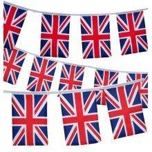 Union Jack Flag Bunting 10 Metres