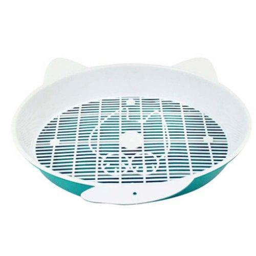 "Pet Supplies & Indoor Training Pet Potty  Cat Training Potty (14""*12.5""*3""),BLUE"