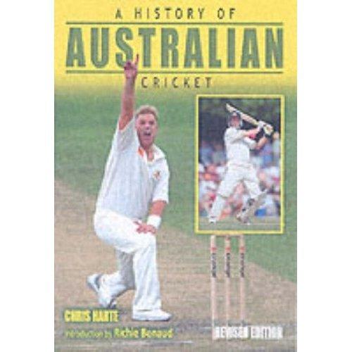 A History of Australian Cricket