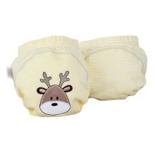 Lovely Deer Baby Elastic Cloth Diaper Cover (M, 9-11KG)