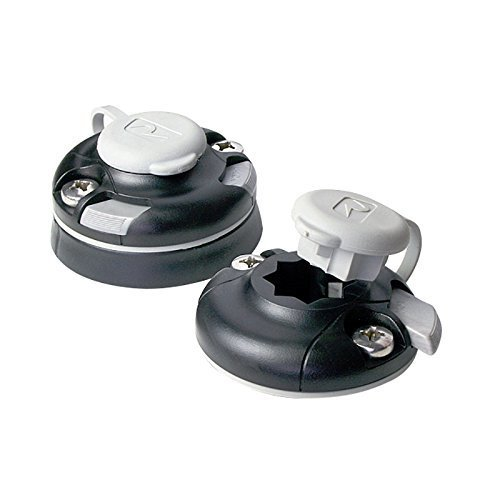 Railblaza 03400111 StarPort Mount (Pack of 2) - Black