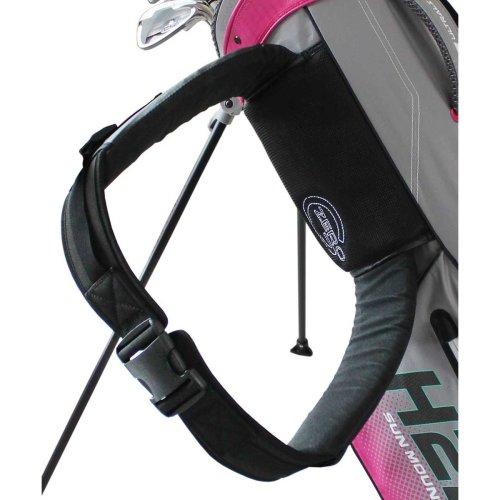 Sun Mountain Zero G Gravity Golf Bag Hip Belt Small (86-116cm)