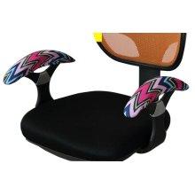 Armrest Pads Comfy Office Chair Armrest Cover for Elbows [Multicolor]