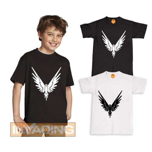 Kids WINGS T SHIRT jake paul logan logang jpx