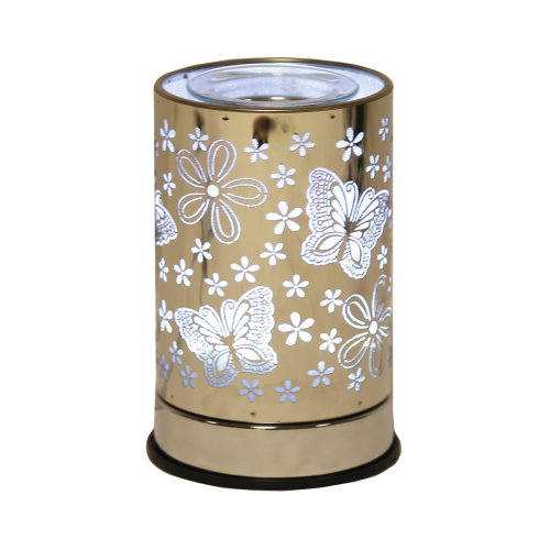 Aroma Cylinder Electric Wax Burner, Butterfly
