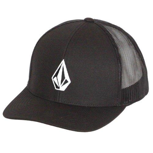 sale retailer 12e6b 210b2 Volcom Curve Flexfit TruckerCap ~ Full Stone Cheese black on OnBuy