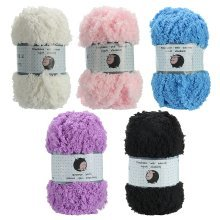 Soft Warm Wool Cashmere Yarn