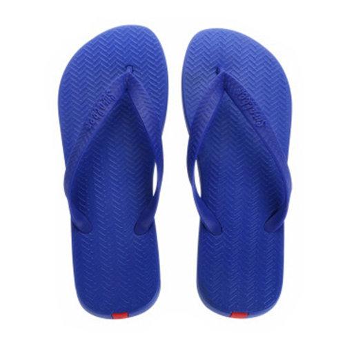 Unisex Casual Flip-flops Beach Slippers Anti-Slip House Slipper Royalblue
