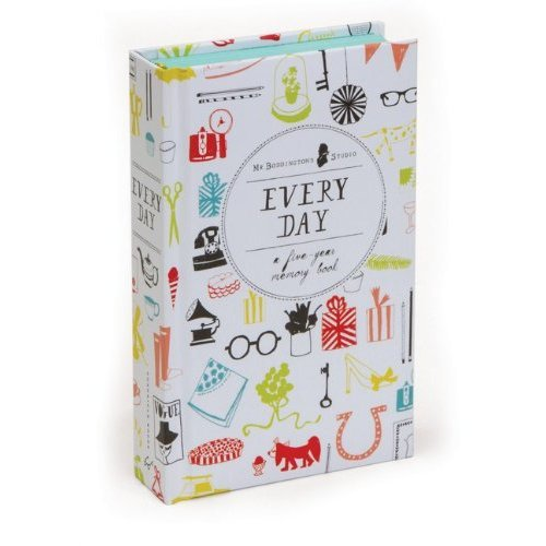 Every Day (Memory Book)