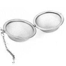 Stainless Spice Ball/Tea Ball Strainer/Tea Infuser (7cm Diameter)
