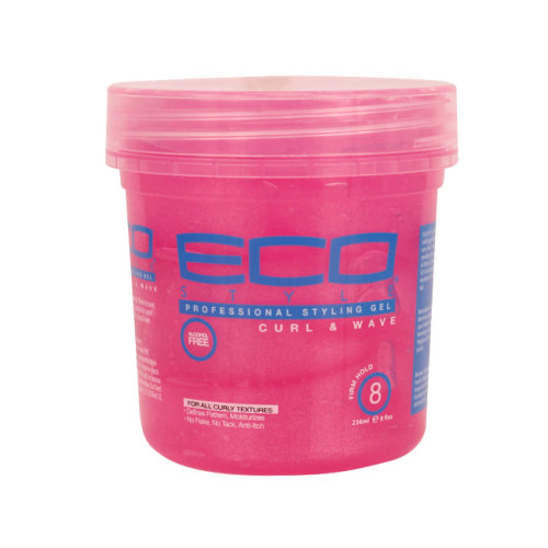 Eco Styler Curl & Wave Styling Gel Pink 8oz