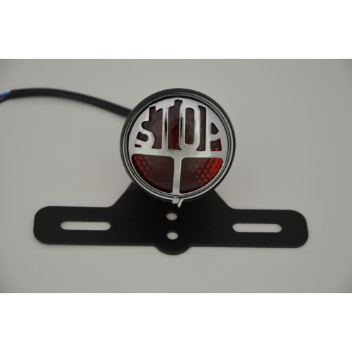 Miller Retro Motorcycle Motorbike Stop Light For Cafe Racer Shed Build