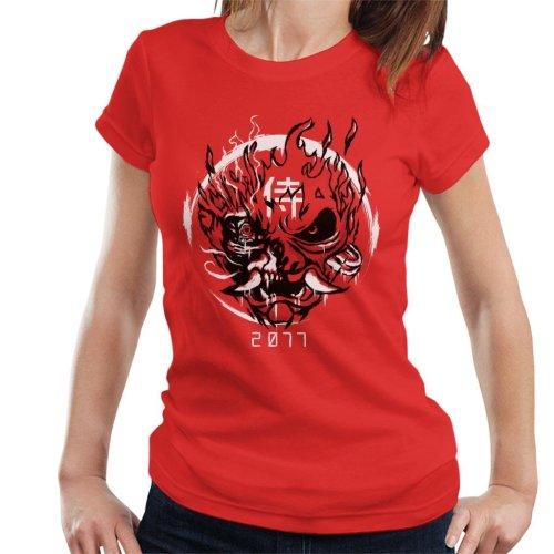Samurai Cyberpunk 2077 Women's T-Shirt