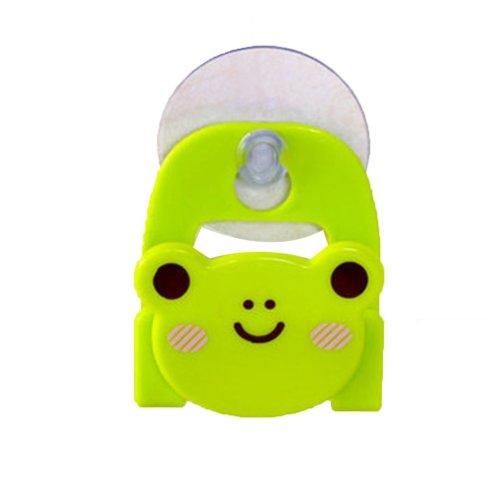 Set of 4 Practical/Useful/High-quality Dishwashing Sponge Holder, frog Shape
