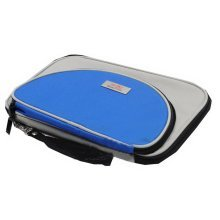 Table Tennis Paddle Cover Ping Pong Racket Bag Blue