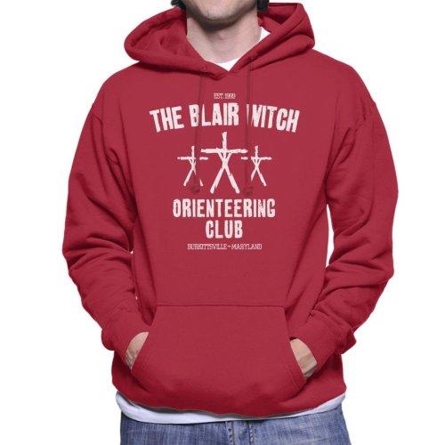Blair Witch Orienteering Club Men's Hooded Sweatshirt