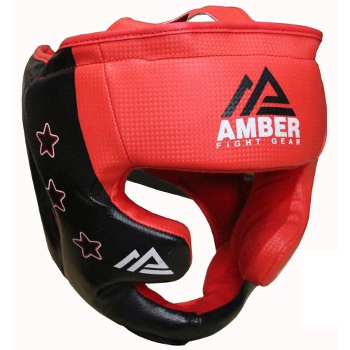 AFG Boxing MMA Kickboxing Headgear cheek & Face protector Head Guard