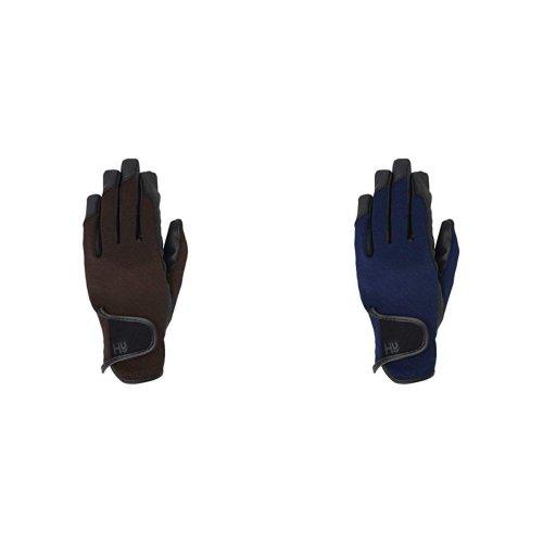 Hy5 Adults Burnham Pro Riding Gloves