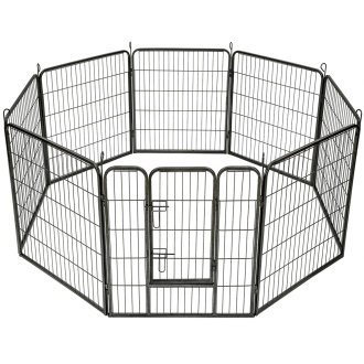 Puppy playpen 8 corners -