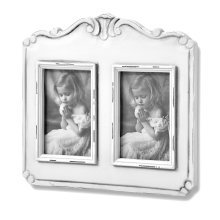 Florence 2 Picture 4 X 6 Photo Frames - Holds Special Memory Inside -  florence 2 picture 4 x 6 photo frames holds special memory inside