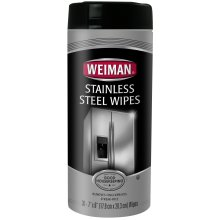 Weiman Stainless Steel Wipes-30 Wipes/Pkg